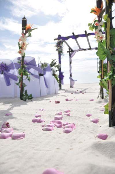 Big Day Weddings, Beach Weddings, Purple Beach Setup, Purple Color Scheme, Purple Wedding Theme, purple beach wedding, purple beach wedding setup