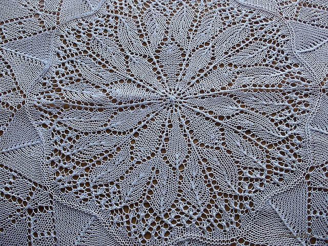 Ravelry: chmurkaa's winter rose