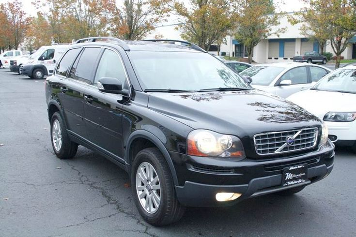 This 2008 Volvo XC90 is listed on Carsforsale.com for $9,900 in Portland, OR. This vehicle includes Abs - 4-Wheel, Active Head Restraints - Dual Front, Airbag Deactivation - Occupant Sensing Passenger, Antenna Type - Element, Anti-Theft System - Alarm With Remote, Anti-Theft System - Engine Immobilizer, Auxiliary Audio Input - Mp3, Braking Assist - Emergency, Cargo Area Light, Cargo Tie Downs, Center Console Trim - Wood, Child Safety Locks, Child Seat Anchors - Latch System, Convenience…