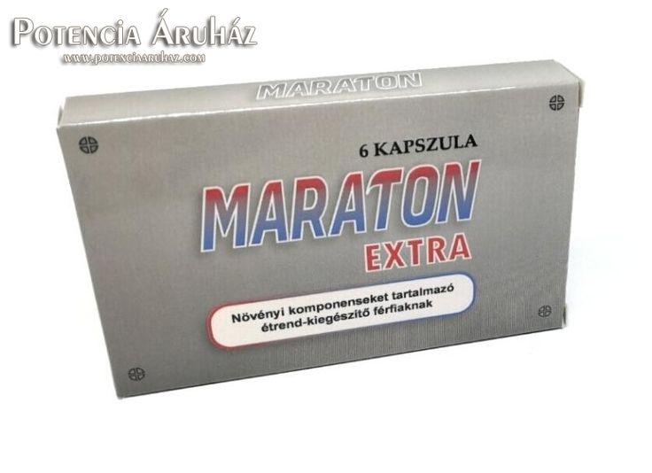 Maraton Extra potencianövelő