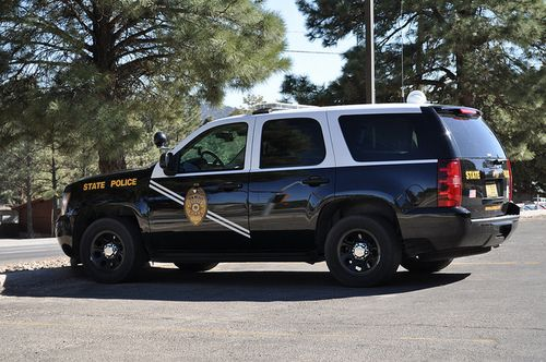 White Plains Gmc >> New Mexico State Police, chevy tahoe | Police Vehicles ...