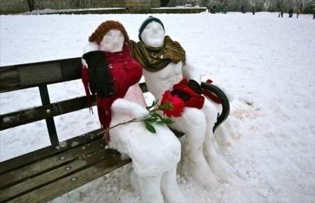Yurttan ve Dünyadan Kar Manzaraları #snowscenes #11