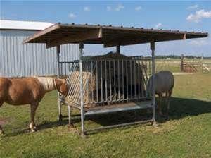 Hay Feeders, Bale Feeders, Barns Stalls Farms, Horsey ...