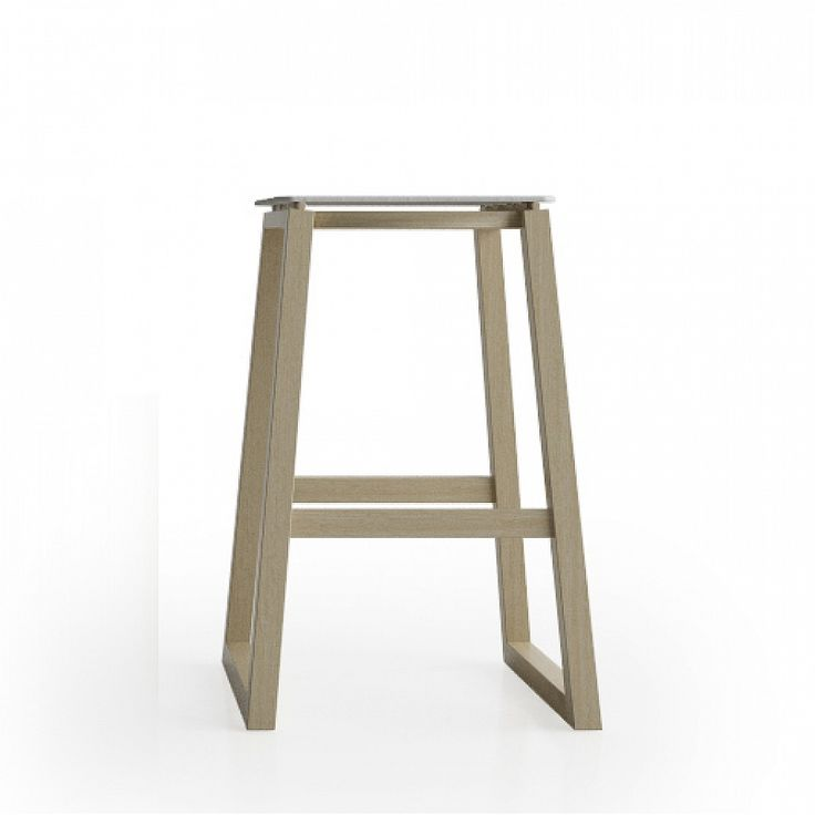 Modern Italian Barstool Or Kitchen Stool Made Of Hard Wood By Imperial At  My Italian Living Ltd