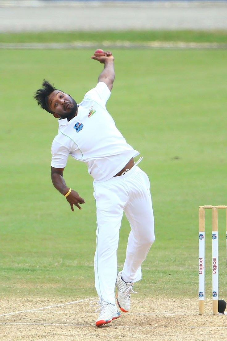 Guyana Jaguars obliterates the Trinidad and Tobago Red Force by an innings and 217 runs