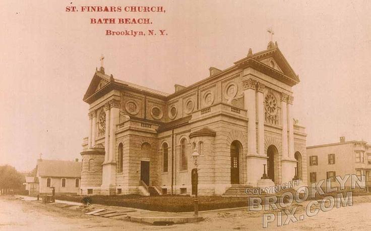 St. Finbars Church, Bath Beach