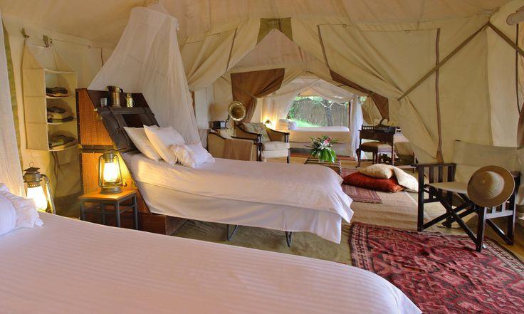 Cottar's Safari Service British colonial decor, Best