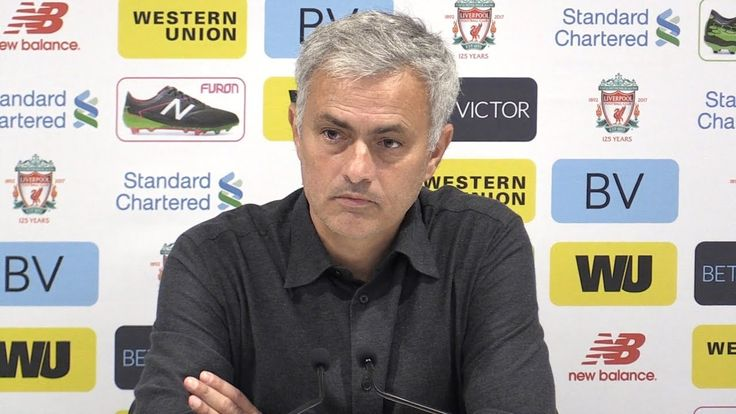 cool Liverpool 0-0 Manchester United - Jose Mourinho Full Post Match Press Conference - Premier League
