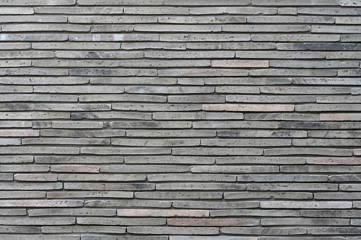 Langformaat steen   Groen grijs   JADE architecten
