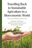 Cote 332.88 POL One form of sustainable agriculture that can potentially result in economic growth is community supported agriculture (CSA). CSA is a relatively new concept that develops a relationship between a farmer and consumers that could include elements of monetary exchange, work commitment, and volunteer opportunities. This book explains what a CSA is, the various types of CSAs that exist, and the history of CSA. A theoretical concept of supply and demand of CSA is presented to offer…