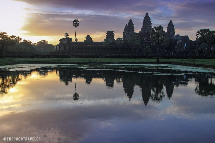 The Budget Travel Guide to SIEM REAP, CAMBODIA