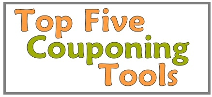Top 5 Couponing Tools I Couldn't Live Without via MrsJanuary.com #coupons #extremecouponing