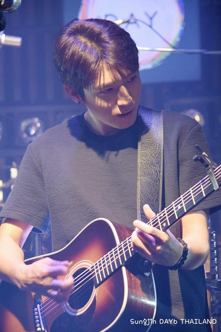 DAY6 (데이식스) Park Sungjin