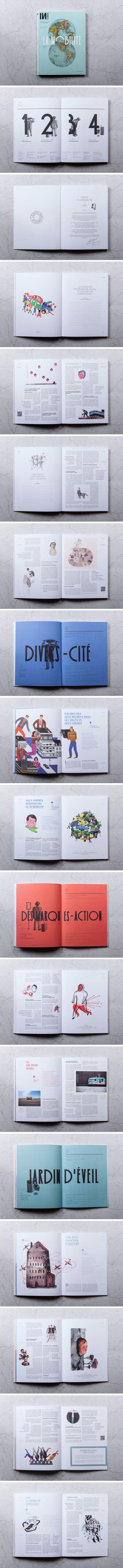 /// #editorial #magazine  #lamobilite