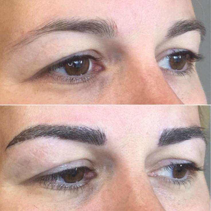 Gave this client semi-permanent waterproof brows for summer! ✒️ . . . . #permanentmakeup #semipermanentmakeup #yyc #microblading #eyebrows #yycbrows #mua #tattoo #yyctattoo #makeup #makeupartist #yycmua #pmu #brows #browtattoo #archaddicts #yycmicroblading #micropigmentation #hairstrokebrows #yeg #yvr #yyz #yycmakeupartist #yycliving #yycnow #calgarymakeupartist http://ameritrustshield.com/ipost/1545182378463774318/?code=BVxly-9hsZu