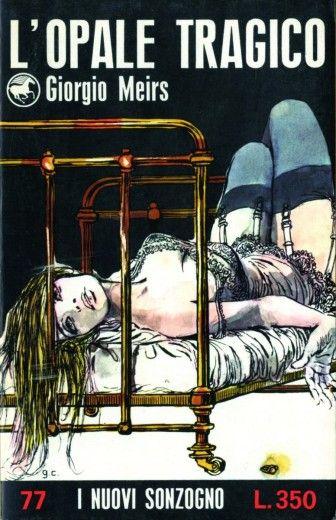 Le copertine firmate da Crepax per i grandi romanzi popolari