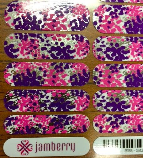 Mommy's Block Party: Look Fresh For Easter With Jamberry #review