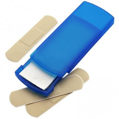 Printed Plaster Case - Promotional printed cases for small plasters :: Travel and Leisure :: Promo-Brand :: Promotional Products l Promotional Items l Corporate Branding l Promotional Branded Merchandise Promotional Branded Products