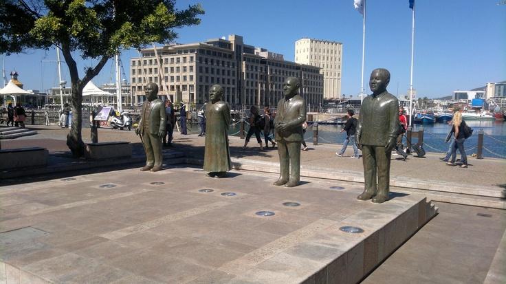 Nobel Square V.&.A Waterfront