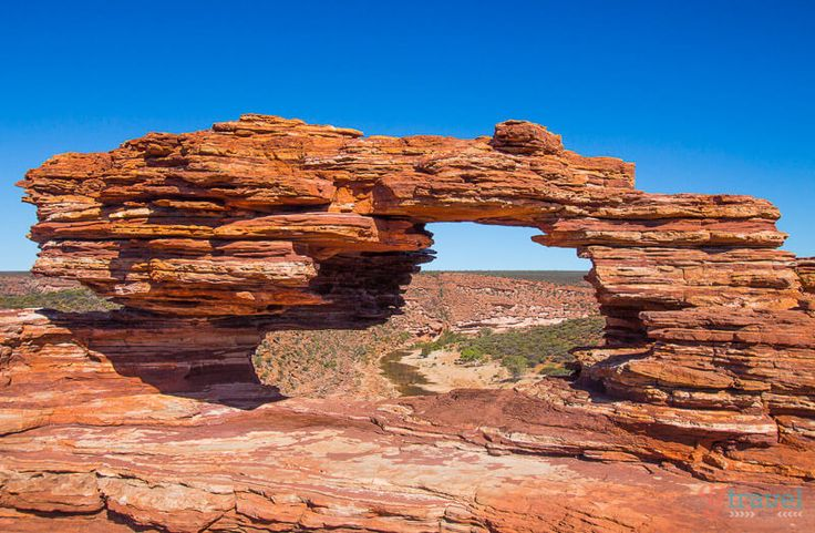 Nature's Window, Kalbarri, Western Australia