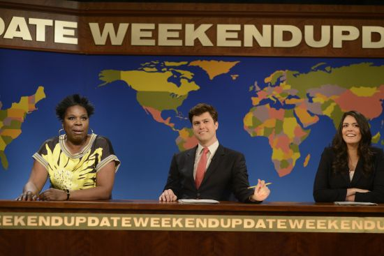SNL's Leslie Jones Uses Slavery to Make a Point About Being Black and Beautiful