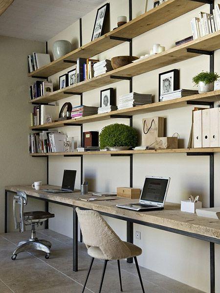 17 meilleures id es propos de placard de bureau domicile sur pinterest - Organisation de bureau ...