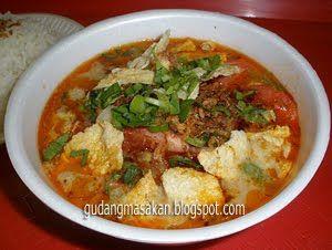 Resep Masakan Soto Betawi
