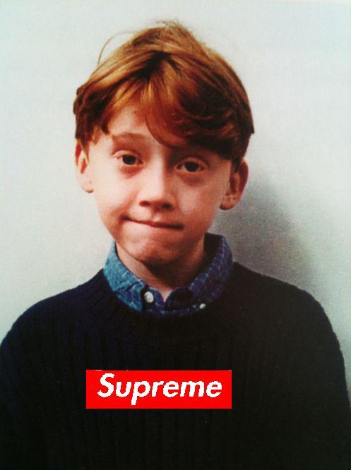 ron x supreme