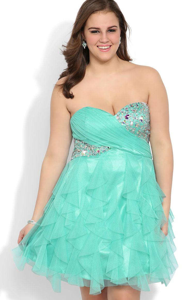 83 best Plus Size Homecoming Dresses images on Pinterest ...