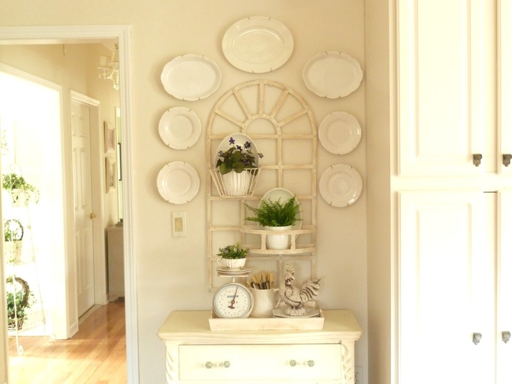16 best Decorating With Plates images on Pinterest | Decorative ...
