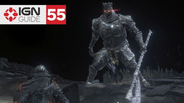 Dark Souls 3 Walkthrough: Champion Gundyr Boss Fight (Part Fifty Five) Welcome to IGN's Walkthrough for Dark Souls 3. In part fifty five we score a rematch with a deadlier version of Champion Gundyr.    For more Dark Souls 3 Guide Help check out IGN's wiki at http://ift.tt/1YqE8Kn May 03 2016 at 07:20PM  https://www.youtube.com/user/ScottDogGaming