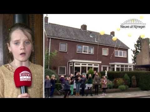 Amira Willighagen winnares Holland's Got Talent viert haar feestje en zingt live - YouTube