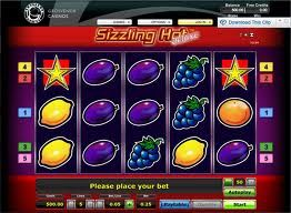 sizzling hot slot mobile
