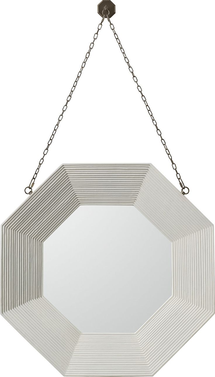 73 best mirrors images on pinterest mirrors mirror and glass a modern take on a federal mirror with chain and hook arubaitofo Images