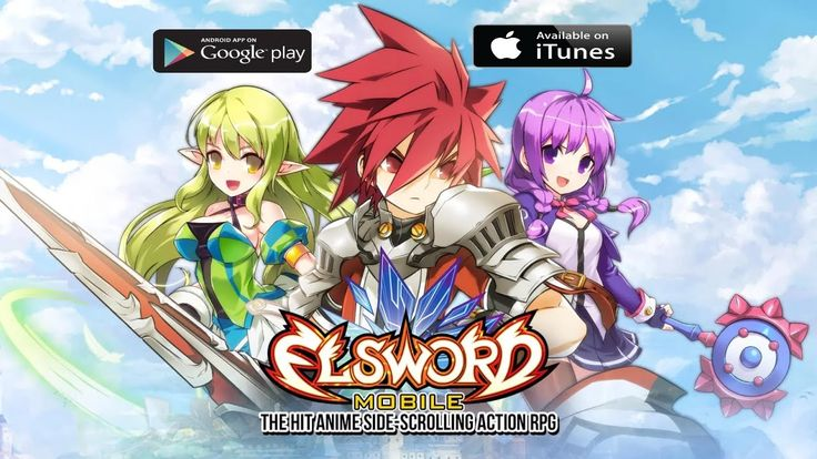 Let's Play Elsword: Evolution | Mobile Games | Android & iOS Games