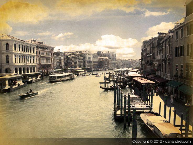Toamna la Venetia