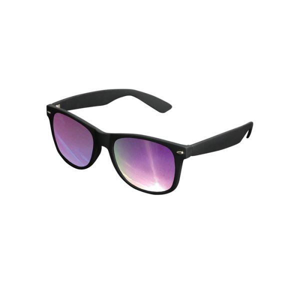 Okulary Likoma Mirror black/purple | Akcesoria \ Okulary | MagicTown, Incase, Stussy, RocaWear, Southpole, Crooks & Castles, Mitchell & Ness, Starter