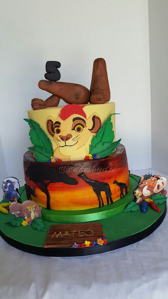 Jungle birthday cakes animal birthday cakes animal cakes 7 cakes cakes - 1000 Ideas About Lion Birthday Cakes On Pinterest Lion