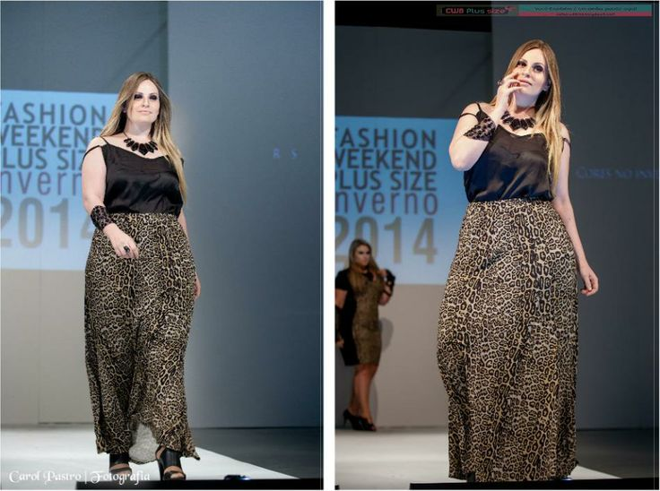 Model: Carla Manso  Fashion Weekend Plus Size / Winter 2014 Event Production: Renata Vaz Clothes: Aline Zattar http://www.alinezattar.com.br/ Preview: CWB Plus Size & Carol Pastro Photography