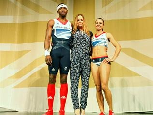 British Olympic kit 'mistake' - experts say,  The lack of red in Britain's Stella McCartney-designed official team kit for the London Olympics could leave some athletes feeling blue, as well as irritating the Welsh.