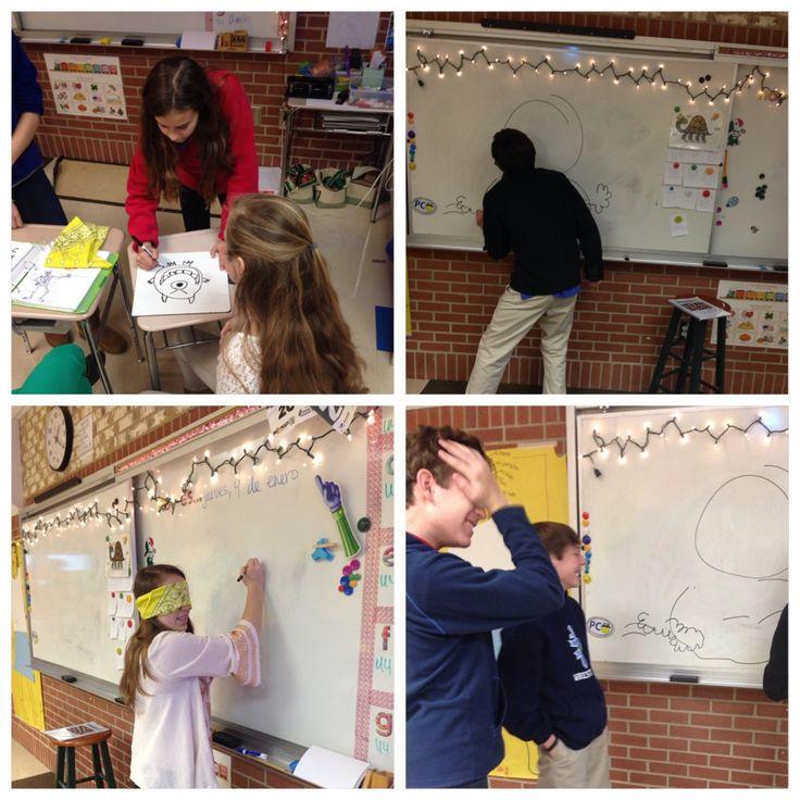 Spanish Classroom Decorations High School : Best espanol listening images on pinterest spanish