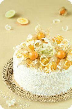 Бразильский Апельсиновый Торт
