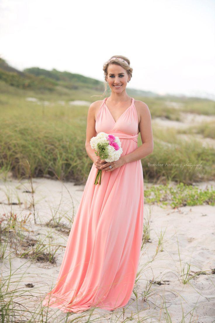 Mejores 14 imágenes de Bridesmaid Infinity Convertible Dress en ...