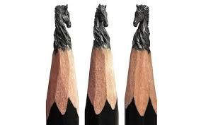 Image result for carving lead pencil art