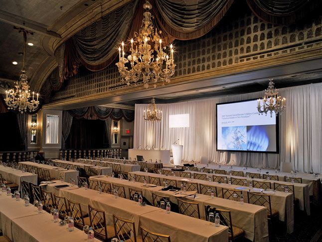 The Pierre Hotel - Conference Room