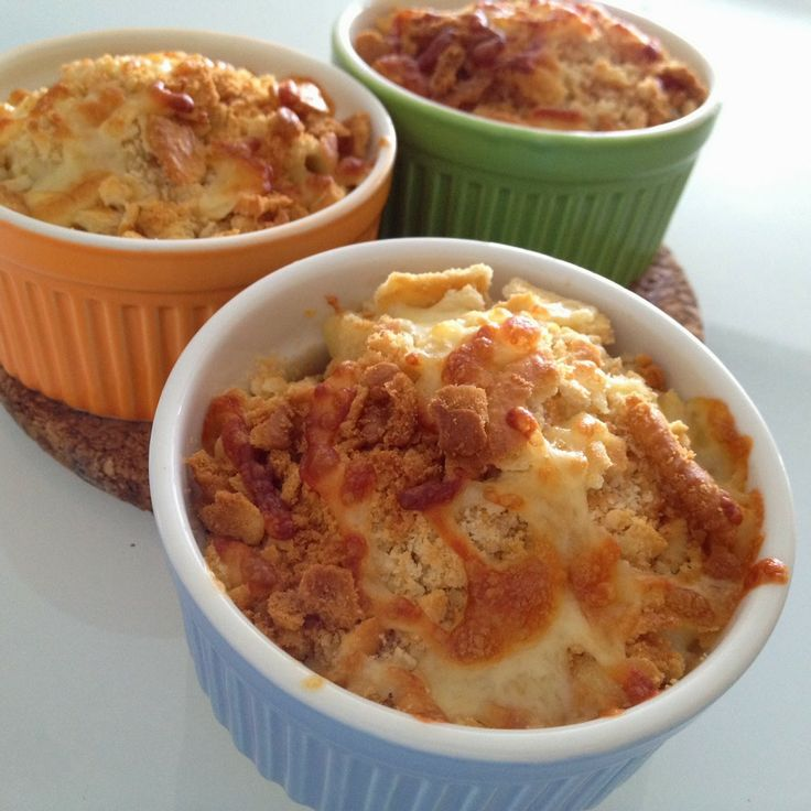 Loft48 Recipes: Mac & Cheese with Ritz Topping