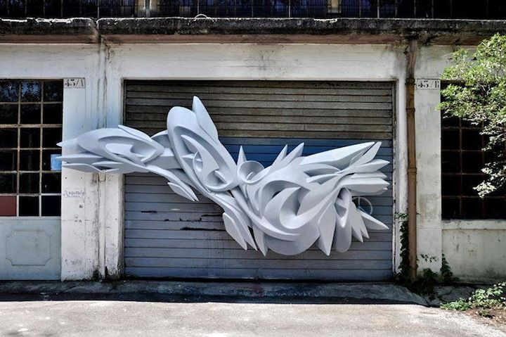 The Accidental Artist: An Interview With Italy's Greatest Graffiti Artist Peeta Italy's premiere graffiti writer, Peeta discusses how bombing trains and studying industrial design led him to forge one of the most distinctive styles of graffiti in the world.