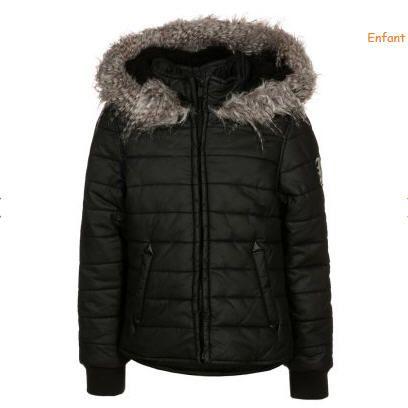 Veste Fille Ikks Zalando, craquez sur la IKKS Veste d'hiver noir prix promo Zalando 130.00 € TT