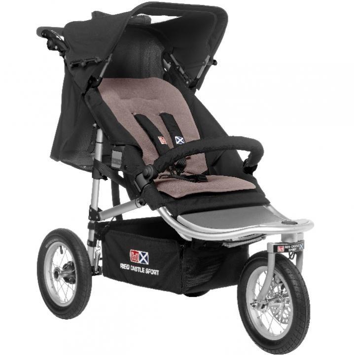 Shop'n Jogg™ Disc II La poussette 3 roues polyvalente tout-terrain | Site officiel RED CASTLE France | Produits pour bébés, Puériculture