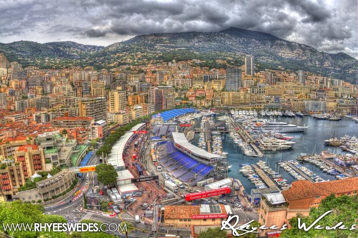 Monaco From Above!!!...